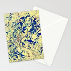 Leaves they're a changing II Stationery Cards