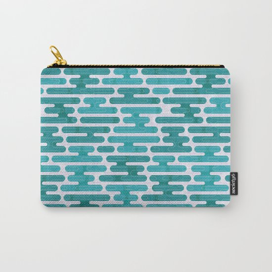Modern japanese pattern. Carry-All Pouch