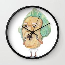 Oompa Loompa Wall Clock