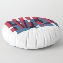 zamana kharab Floor Pillow