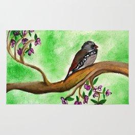 Bird in Tree Rug