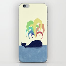 Rainbow Warrior iPhone Skin