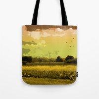 wildlife Tote Bags featuring Wildlife by Sergio Silva Santos