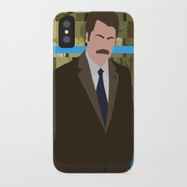 The Swanson iPhone Case