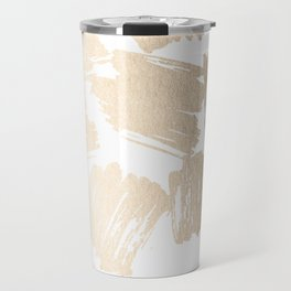 Metro Gold Travel Mug