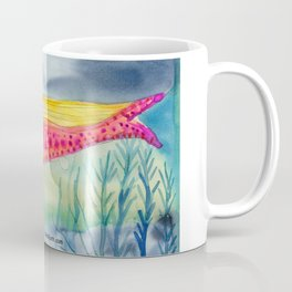 Melodramatic Mermaid Coffee Mug