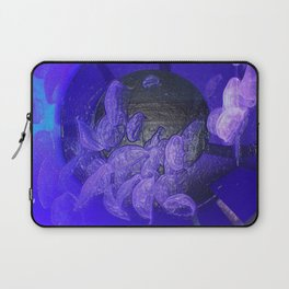 Acrylic Jelly Fish Laptop Sleeve