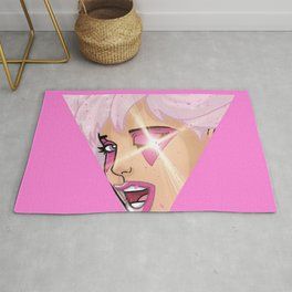 Jem And The Holograms Rug
