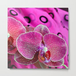 Grape-i-licious Metal Print