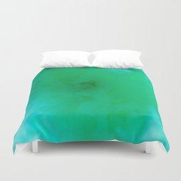 Textures (Green version) Duvet Cover