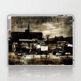 Dome Gas Laptop & iPad Skin