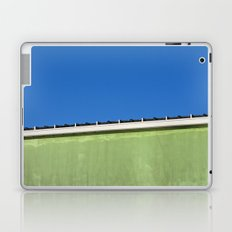 Lime Sky Laptop & iPad Skin