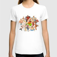 street fighter T-shirts featuring Street Fighter by Peerro