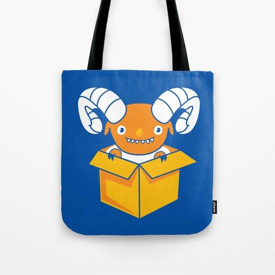 Free Sheeping! Tote Bag