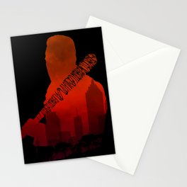 The Walking Dead - Negan and his beautiful Lucille Stationery Cards