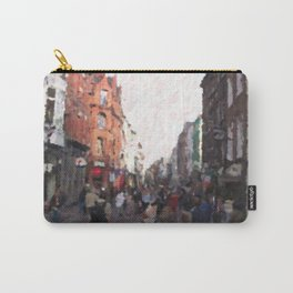 Grafton Street Carry-All Pouch