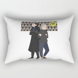 Baker Street Boys Rectangular Pillow