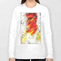 grunge Long Sleeve T-shirts featuring Grunge by Eleigh Koonce