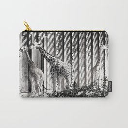 Three giraffes Carry-All Pouch