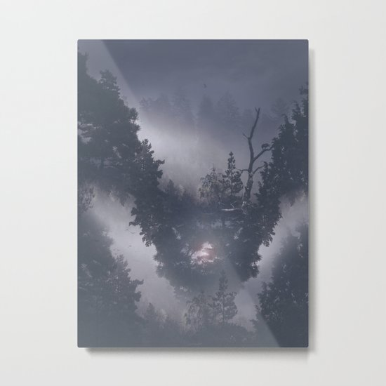 Forest dreams II Metal Print
