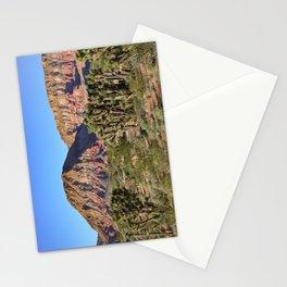 Cedar Pocket, Virgin River Gorge, AZ Stationery Cards