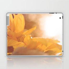 Sun Flare Sunflower Laptop & iPad Skin