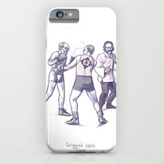 Freud, Jung, and Watts, walk into a bar... Slim Case iPhone 6s