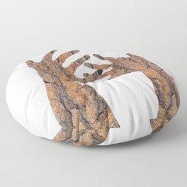 In Your Hands Floor Pillow