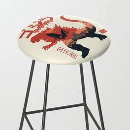 The King of Monsters vol.2 Bar Stool