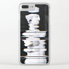 Digitex Triacotine 16 Clear iPhone Case