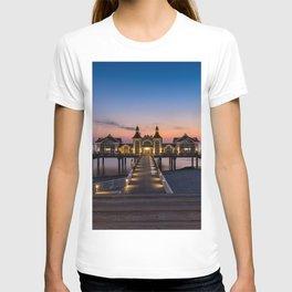 Sellin Pier Daybreak T-shirt