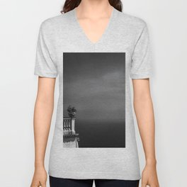 Suspended Unisex V-Neck