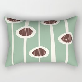 Almonds Rectangular Pillow