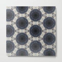 Raisin Givré - Frozen grape Metal Print