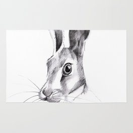 Hare Rug