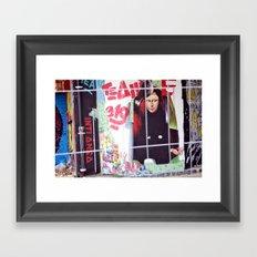 Joconde Framed Art Print