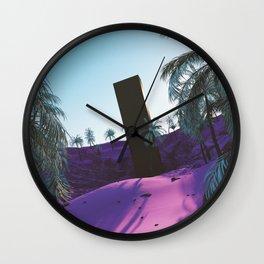 Palm King Wall Clock