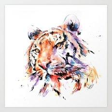 Panthera Tiger II Art Print