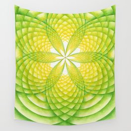 Light Seed Wall Tapestry