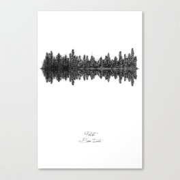 Perth Canvas Print