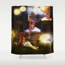 fantasyland Shower Curtain