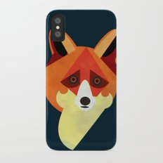 Zorro/Fox iPhone X Slim Case