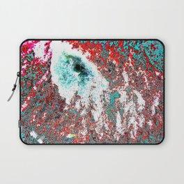 Volcanic Ice (My Christmas contribution) Laptop Sleeve