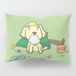 Charlie the Conqueror - Merry Christmas Pillow Sham