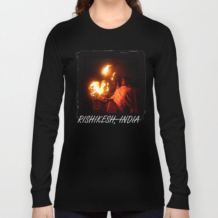 Holly Fire Long Sleeve T-shirt