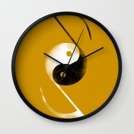 balance music Wall Clock