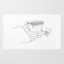 Fumer  Rug