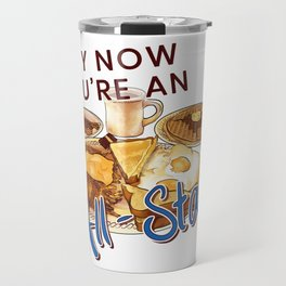 Hey Now, You're an All Star Travel Mug