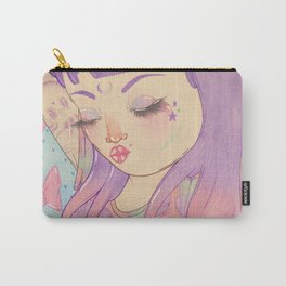 sea ♆ babe  Carry-All Pouch