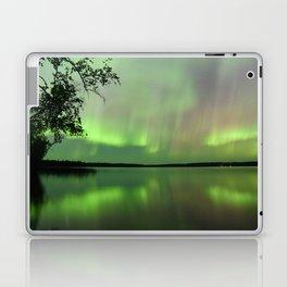 Aurora Borealis Reflection Laptop & iPad Skin